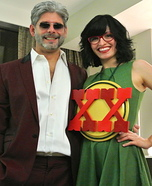 Coolest couples Halloween costumes - Most Interesting Man in the World