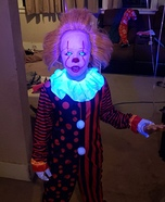 Most realistic Pennywise Homemade Costume