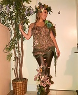 Mother Nature Homemade Costume