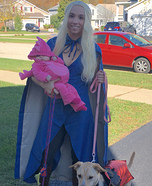 Mother of Dragons Homemade Costume