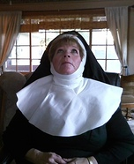 Mother Theresa Halloween Costume