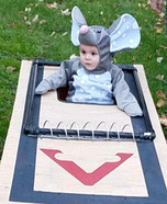 Mouse Trap Baby Costume Idea
