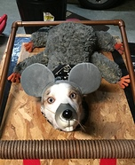 Mousetrap Dog Costume