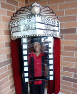 Movie Theatre Homemade Costume