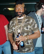 Mr. T Costume