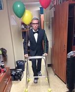 Mr. Fredricksen Homemade Costume