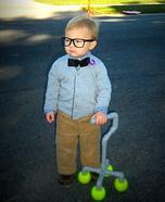 Cute Mr. Fredrickson Costume
