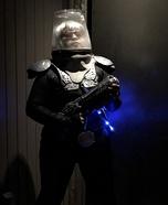 Mr. Freeze Homemade Costume