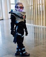 Mr. Freeze Homemade Costume