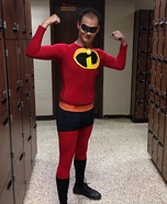 Mr. Incredible Homemade Costume