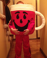 Mr. Kool Aid DIY Costume