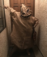 Mr. Oogie Boogie Homemade Costume
