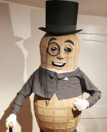 Mr. Peanut Adult Costume