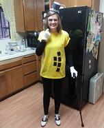 Mr. Peanut Homemade Costume