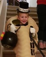 Mr. Planter Peanut Homemade Costume