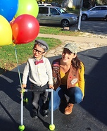 Mr.Fredrickson and Russell Homemade Costume