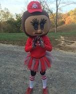 Mrs. Brutus Homemade Costume