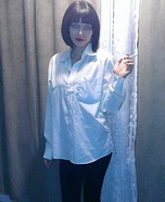 Mrs. Mia Wallace Homemade Costume