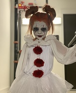 Ms. Penny Wise Homemade Costume
