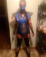 Mortal Kombat Subzero Costume