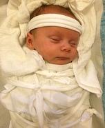Mummy Baby Homemade Costume