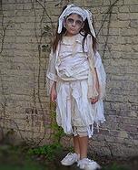 Mummy Bride Homemade Costume