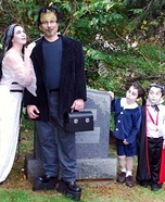 Munsters Family Costumes