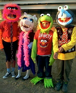 Muppets Homemade Costumes