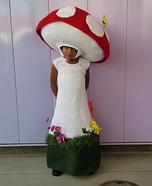 Mushroom Homemade Costume