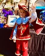 Musketeer D'Artagnan Costume