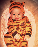 My Baby Tiger Cub Costume