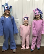 My Little Pony Homemade Costume