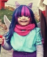 My Little Pony Twilight Sparkle Homemade Costume
