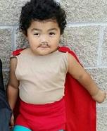 Nacho Libre Baby Homemade Costume