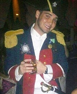 Napoleon Bonaparte Homemade Costume
