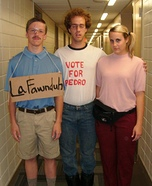 Napoleon Dynamite Group Costumes