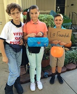 Napoleon Dynamite Group Homemade Costume