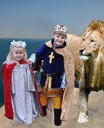Narnia Coronation Costumes