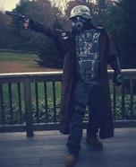 NCR Ranger Fallout New Vegas Homemade Costume