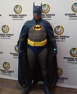 Neal Adams Batman Homemade Costume