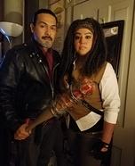 Negan & Michonne Homemade Costume
