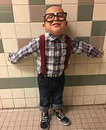 Nerd Homemade Costume