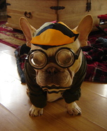 Nerd Dog Homemade Costume