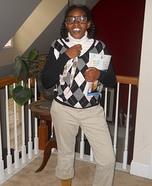Nerdy Girl Homemade Costume