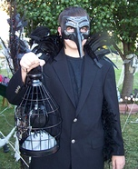 Nevermore Homemade Costume