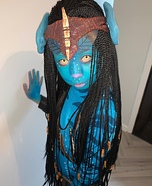 Neytiri - Avatar Homemade Costume