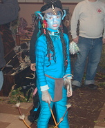 Neytiri from Avatar Costume