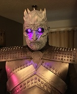 Night King from Game of Thrones Homemade Costume