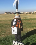 Nightmare Before Christmas Mayor Homemade Costume