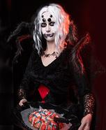Nightmare Black Widow Homemade Costume